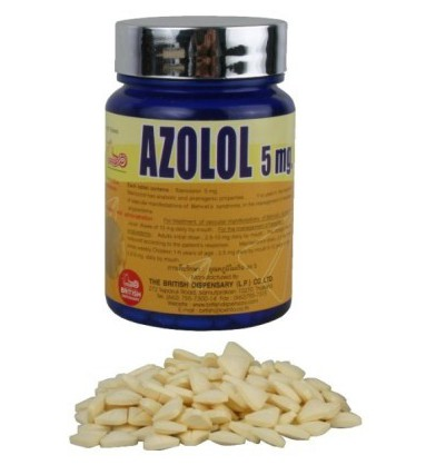 Oxymetholone, Azolol, British Dispensary