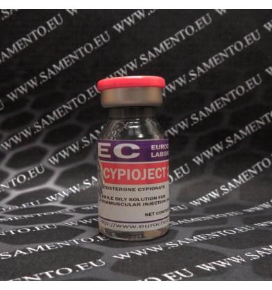 Testosterone Cypionate, CypioJect, Eurochem