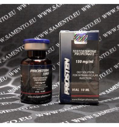 Testosterone Propionate, Prosten 150, Thaiger Pharma