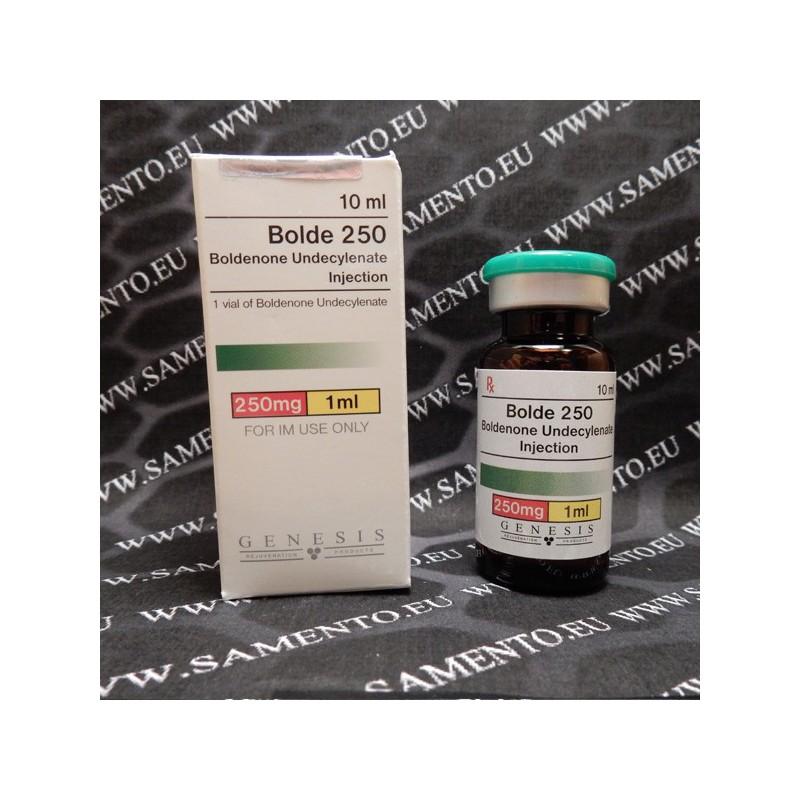 boldenone research