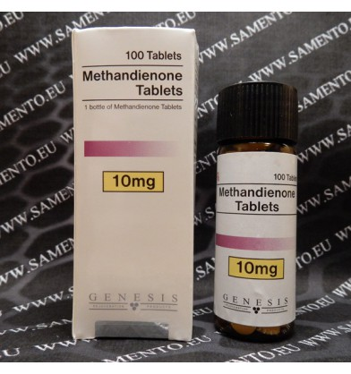 Methandienone, Genesis tablets