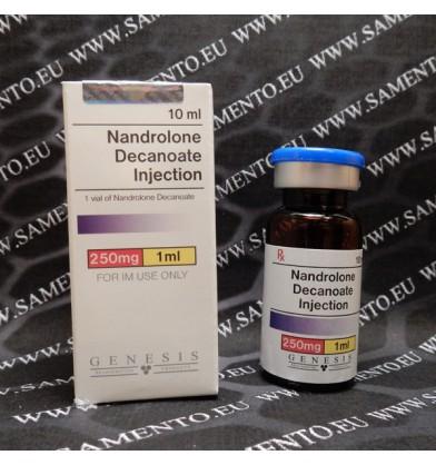 Nandrolone Decanoate, Genesis
