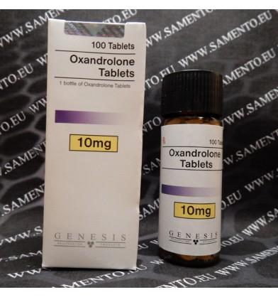 Oxandrolone, Genesis
