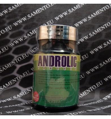 Oxymetholone, Androlic, British Dispensary