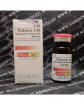 Testosterone Propionate, Test-Prop 100, Genesis