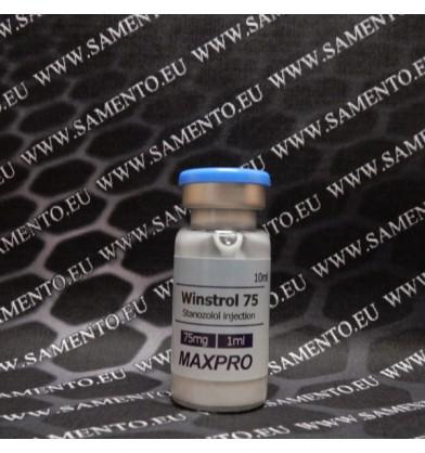 Stanozolol, Winstrol, Max Pro