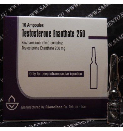 Testosterone Enanthate 250 mg Iran